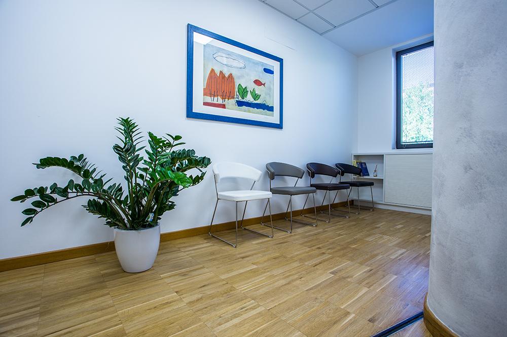 Studio Dentistico sala